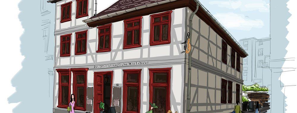 Kartoffelhaus No1 in Schwerin