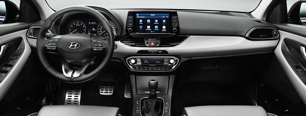 Der neue Hyundai i30 mit tollem Innenraumdesign