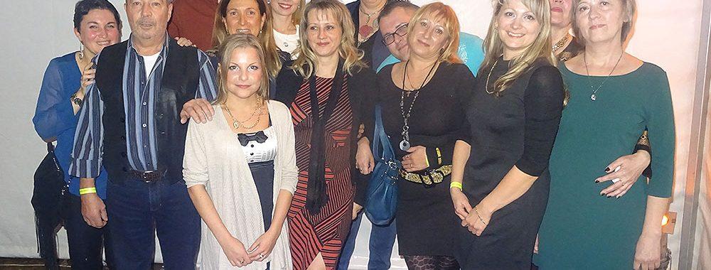 """Es geht los. Das sympathische Team der Hauskrankenpflege Human MV eröffnet die Tagespflege """"Wellenbrecher""""."""