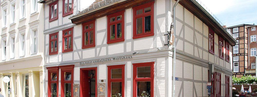 Kartoffelhaus No1 in der Buschstraße