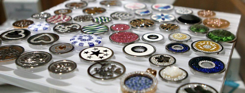 Coins in voller Vielfalt