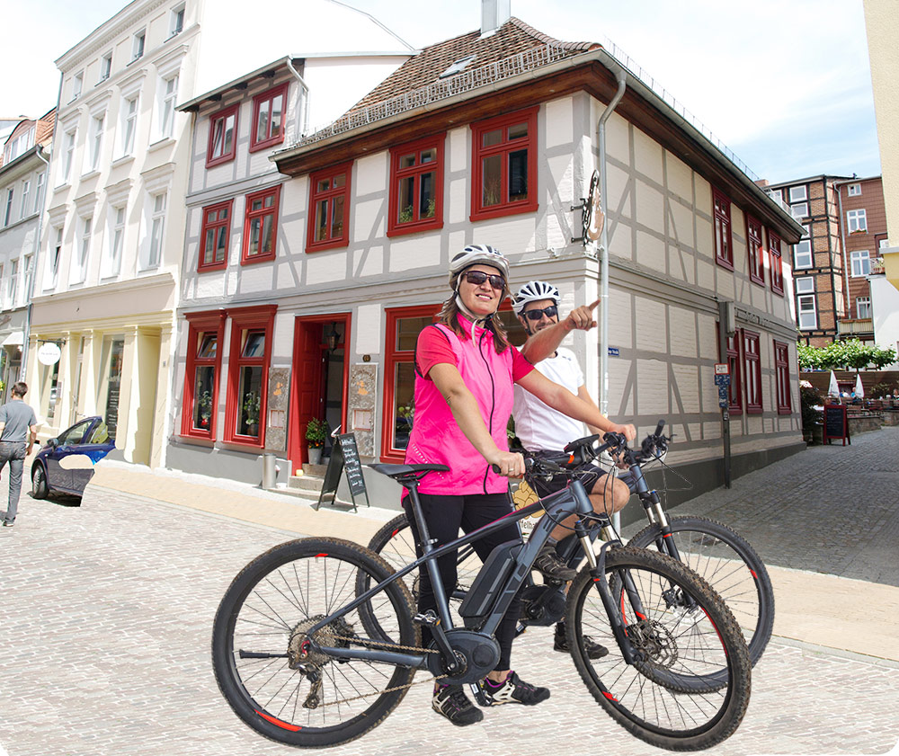 Per Fahrrad Schwerin Erleben