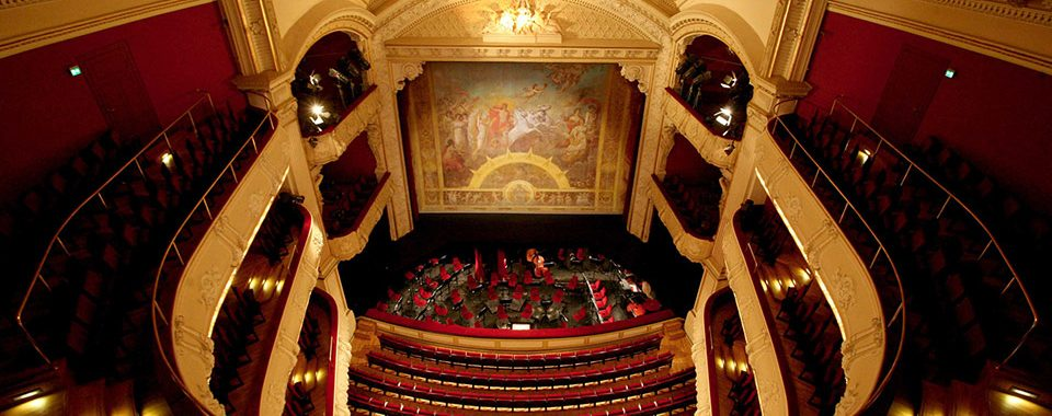Staatstheater Schwerin Großes Haus