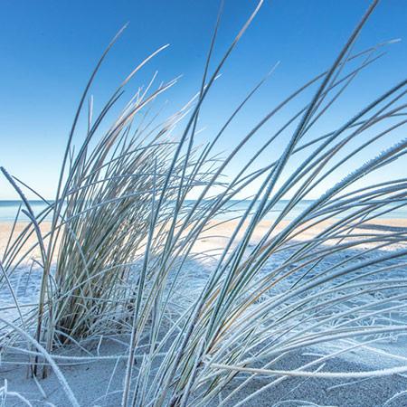 Binz im Winter